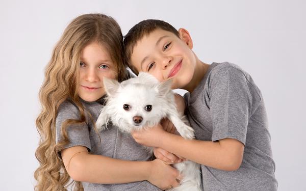 С какого возраста можно приобретать собаку для детей